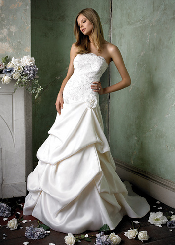 Alfina Valenta Elegant Wedding Dress