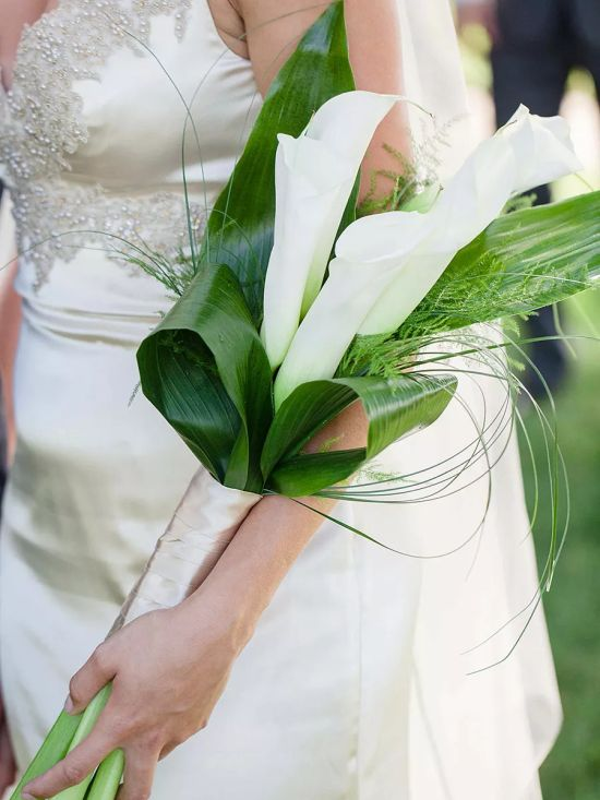Calla Lily Pageant Bouquet