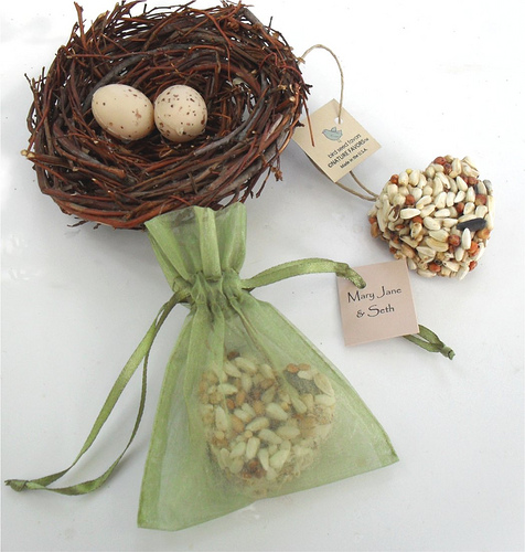 Wedding Favors From Nature Favors