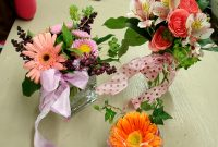 flower arrangements brownie troop