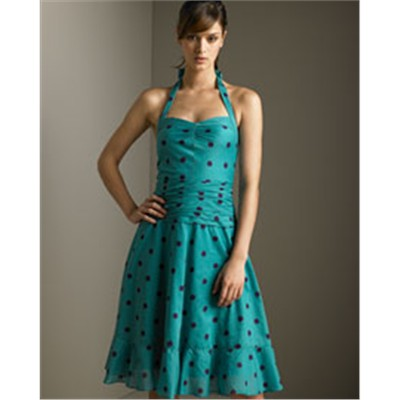 Marc Jacobs polka dot voile dress