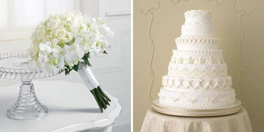 seven tiers wedding cake picture