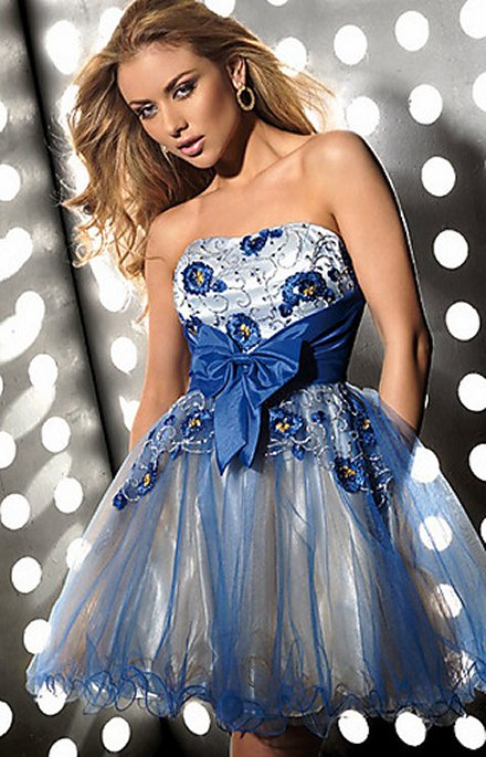blue short night prom dress 2011. Possibly Related Posts: