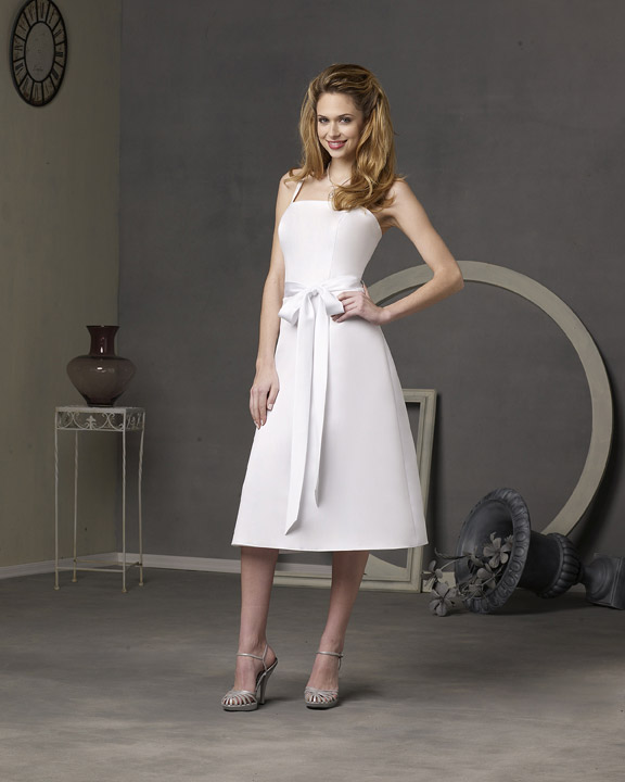 informal tealength short wedding dresses informal tealength short wedding