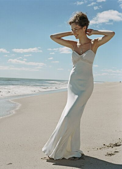 simple cheap wedding dresses design