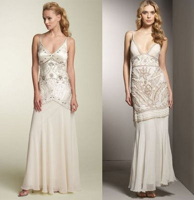 beading wedding dresses