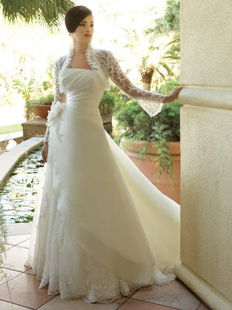 wedding dress poet sleeve poet sleeve wedding dress