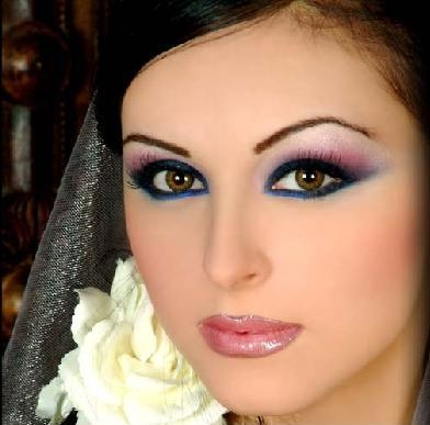 wedding makeup for eyes