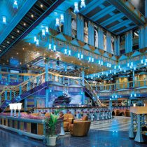Carnival Cruise Wedding Reception Venue