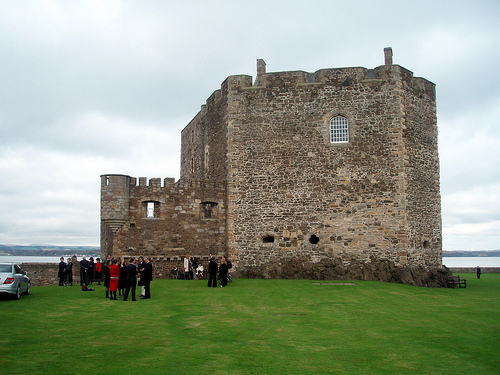 castle wedding site