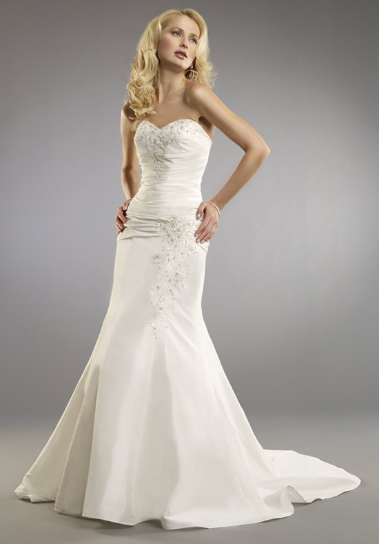 Ideas on Trumpet Wedding Dresses