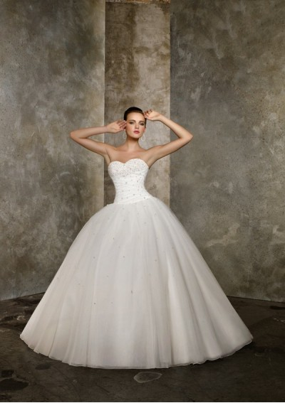 Wedding Site on Being Stylish With Ball Gown Wedding Dresses