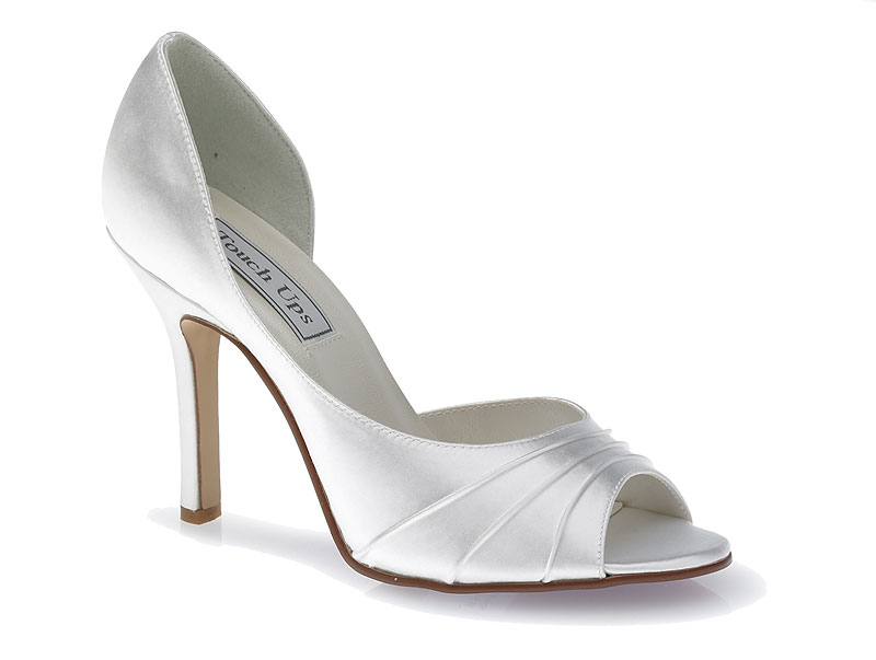 Simple Bridesmaid Shoes Design Sang Maestro