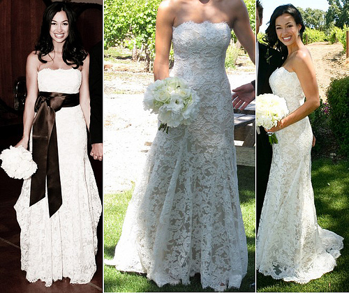 personalized simple wedding dresses