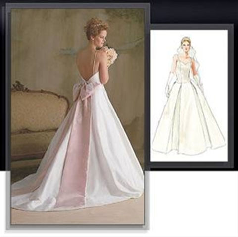 Sewing Patterns For Wedding Dresses Wedding Dresses 2013