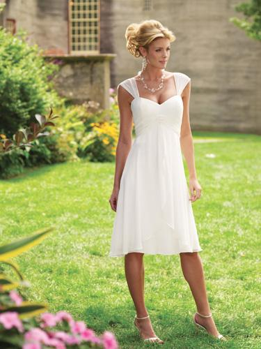 informal garden wedding dresses informal garden wedding dress