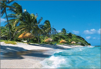 the caribbean honeymoon destinations