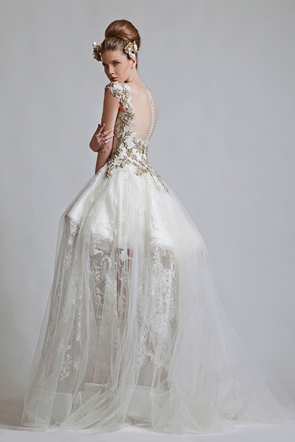krikor jabotian wedding dresses 2013 collection
