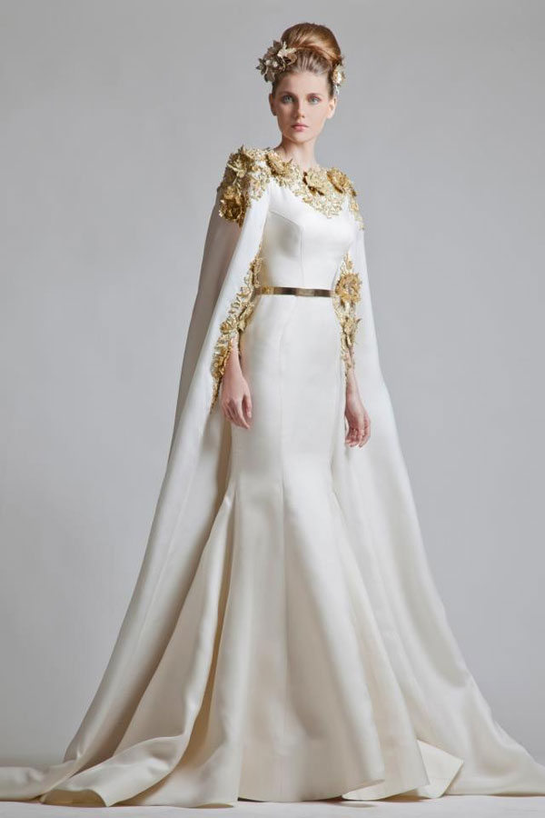 krikor jabotian wedding dresses 2013