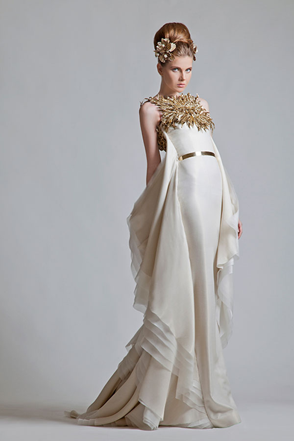 krikor jabotian wedding dresses collection