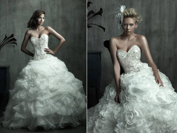 couture wedding ball gowns