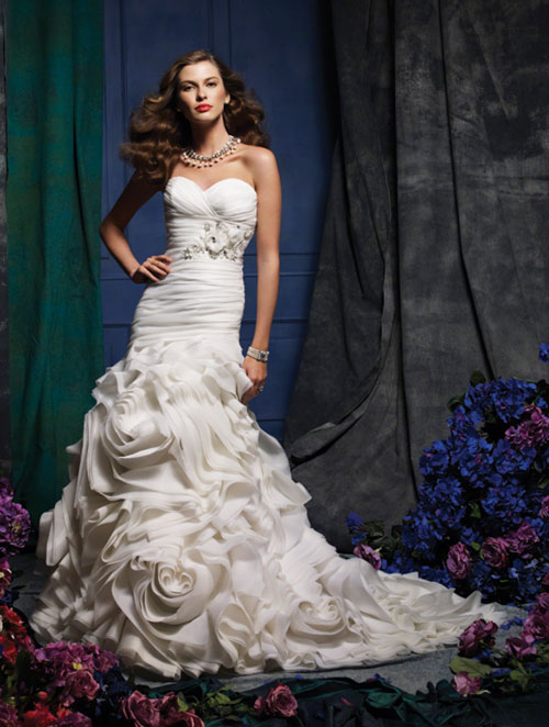 alfred angelo sapphire wedding dresses 05