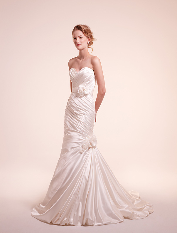 alita graham mermaid wedding dress 2012