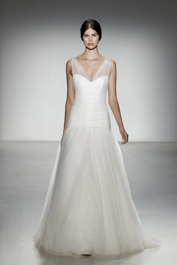amsale spring 2014 wedding gown collection 07