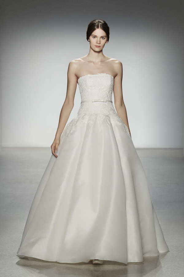 amsale spring 2014 wedding gown collection 10