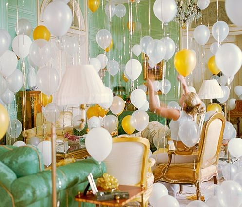 bridal shower decorations with balloon | Sangmaestro
