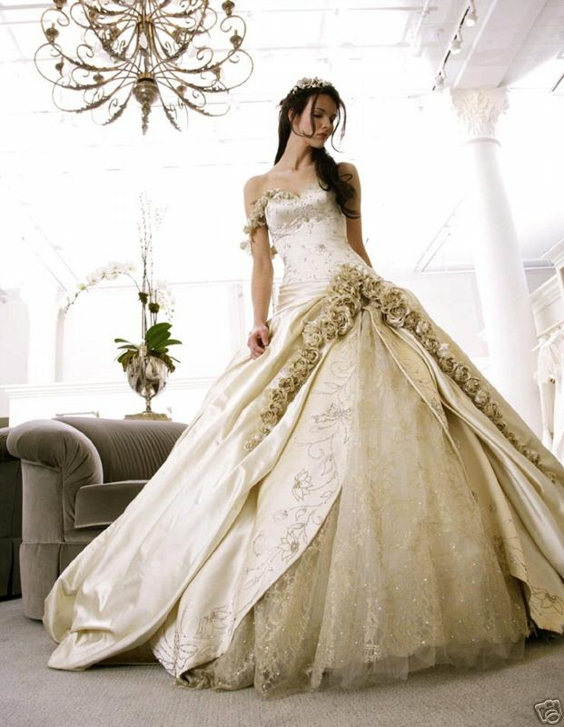 Designer Bridal Dresses for Getting Luxurious Bridal Look Sang Maestro