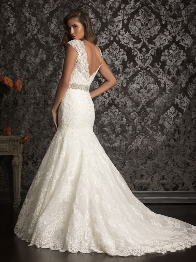 spring lace wedding dresses