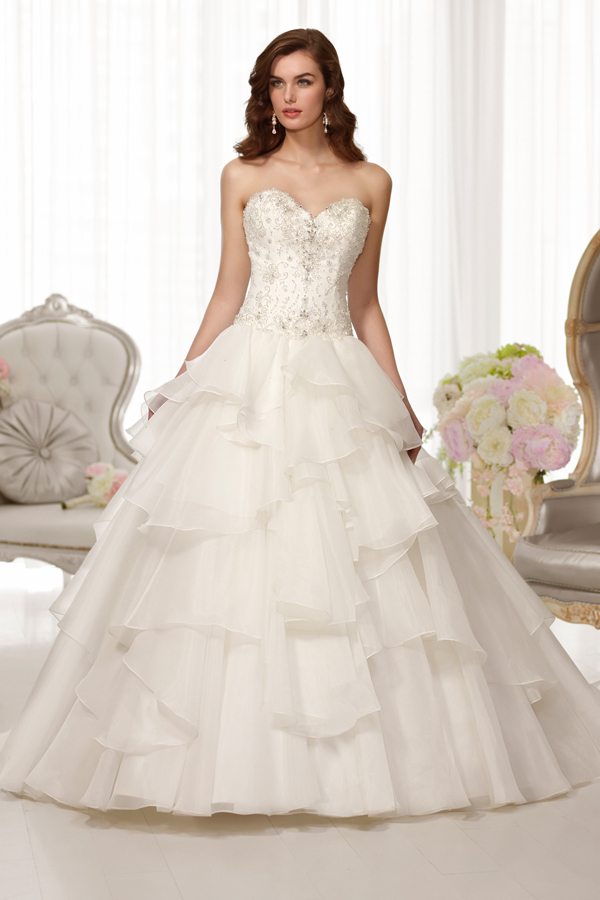 Wedding Dresses Princess Ball Gown - Expensive Wedding Dresses Online