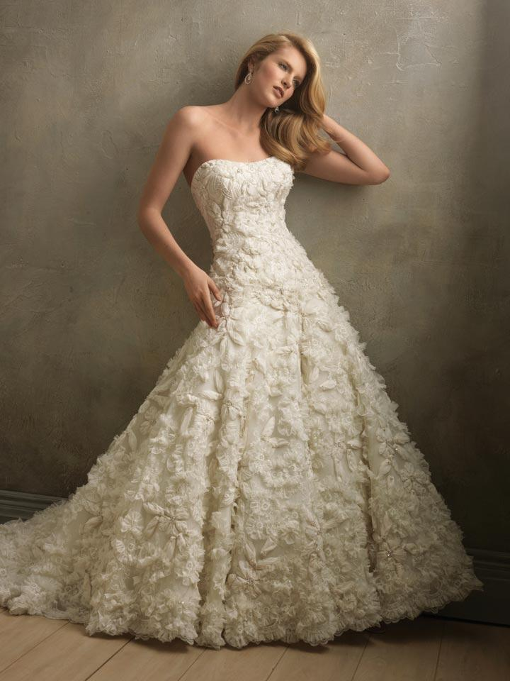 Beautiful Wedding Dresses For Cheap