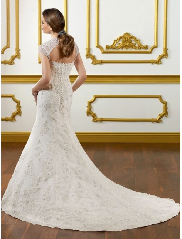 wedding dresses with detachable sleeves