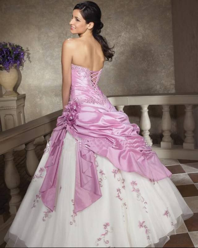 gorgeous collection of wedding dresses with lilac sang