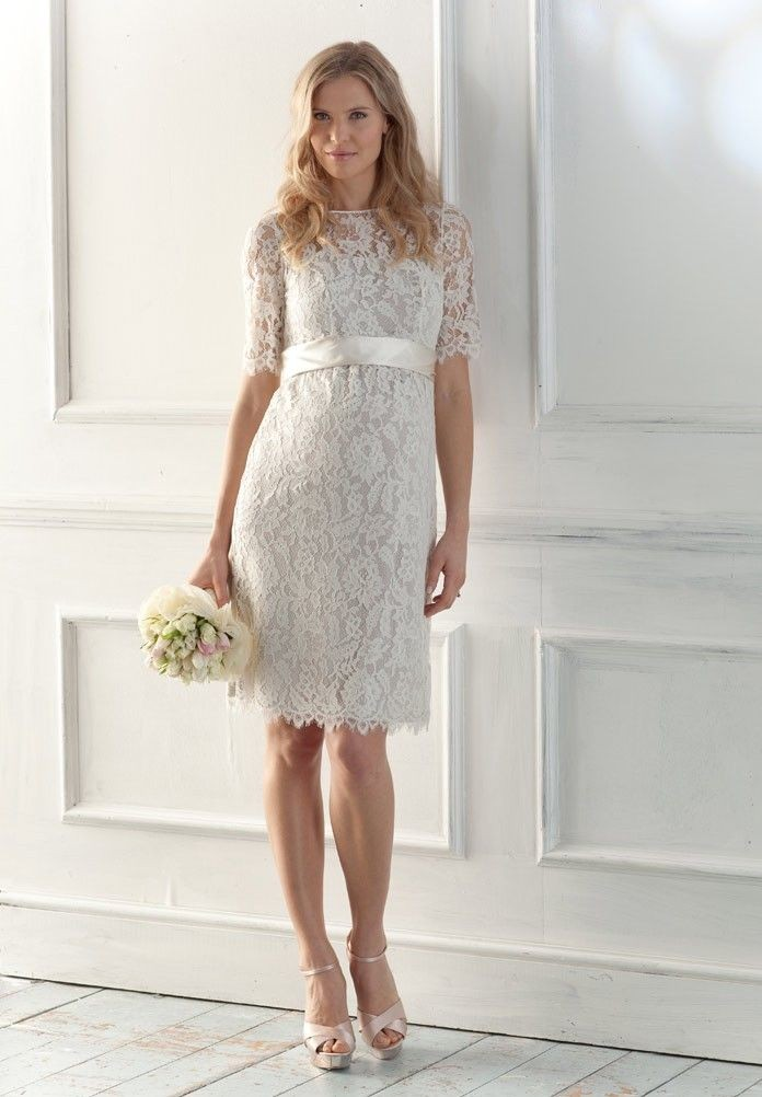 beautiful short wedding dresses sang maestro