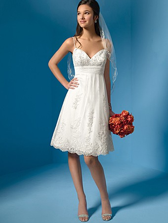 short beach wedding dress sang maestro