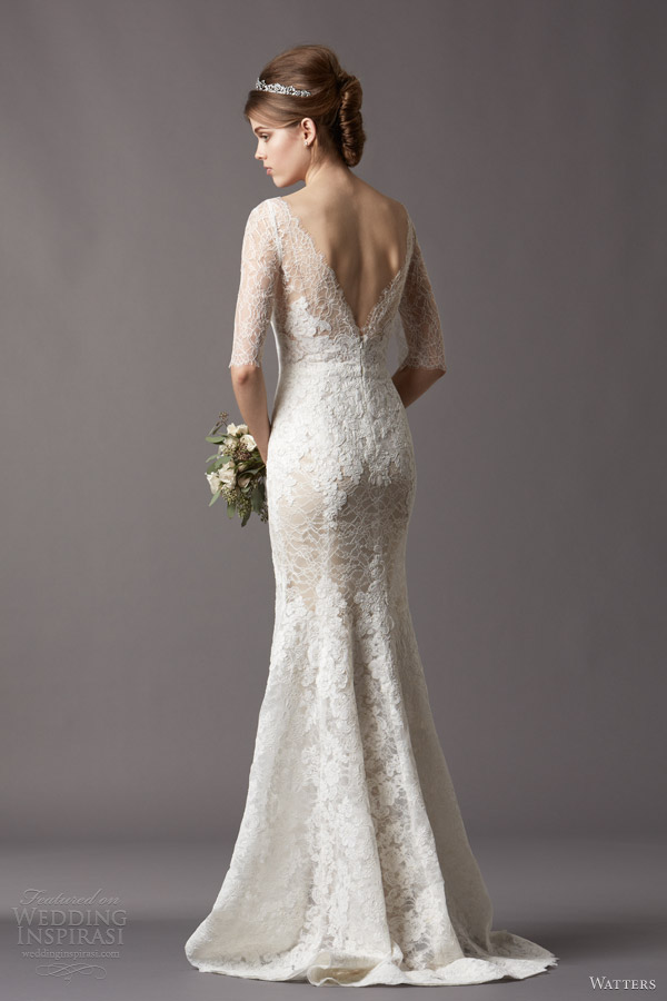 Fall Wedding Gowns : Fall wedding dresses with sleeves sangmaestro