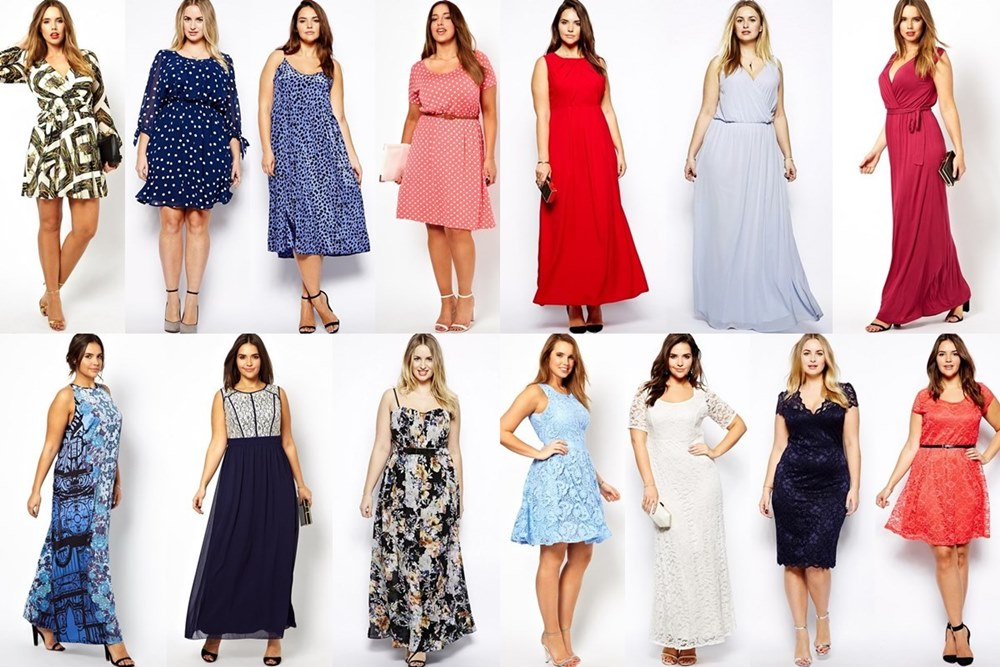 Plus Size Summer Wedding Guest Outfits 26