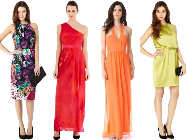 A Collection Of Formal Summer Wedding Guest Dresses Sang