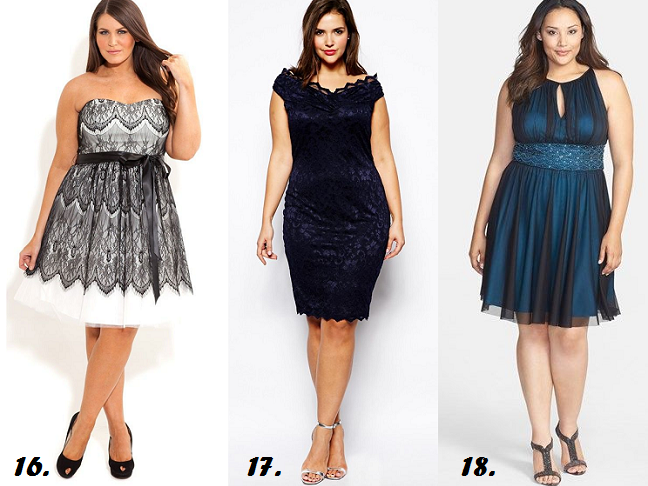 Elegant collection of plus size summer wedding guest for Plus size dress for wedding guest