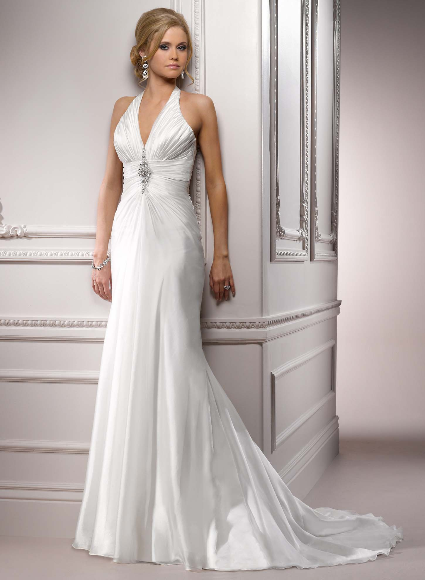march 9 2015 at 1450 1977 in wonderful satin wedding dresses