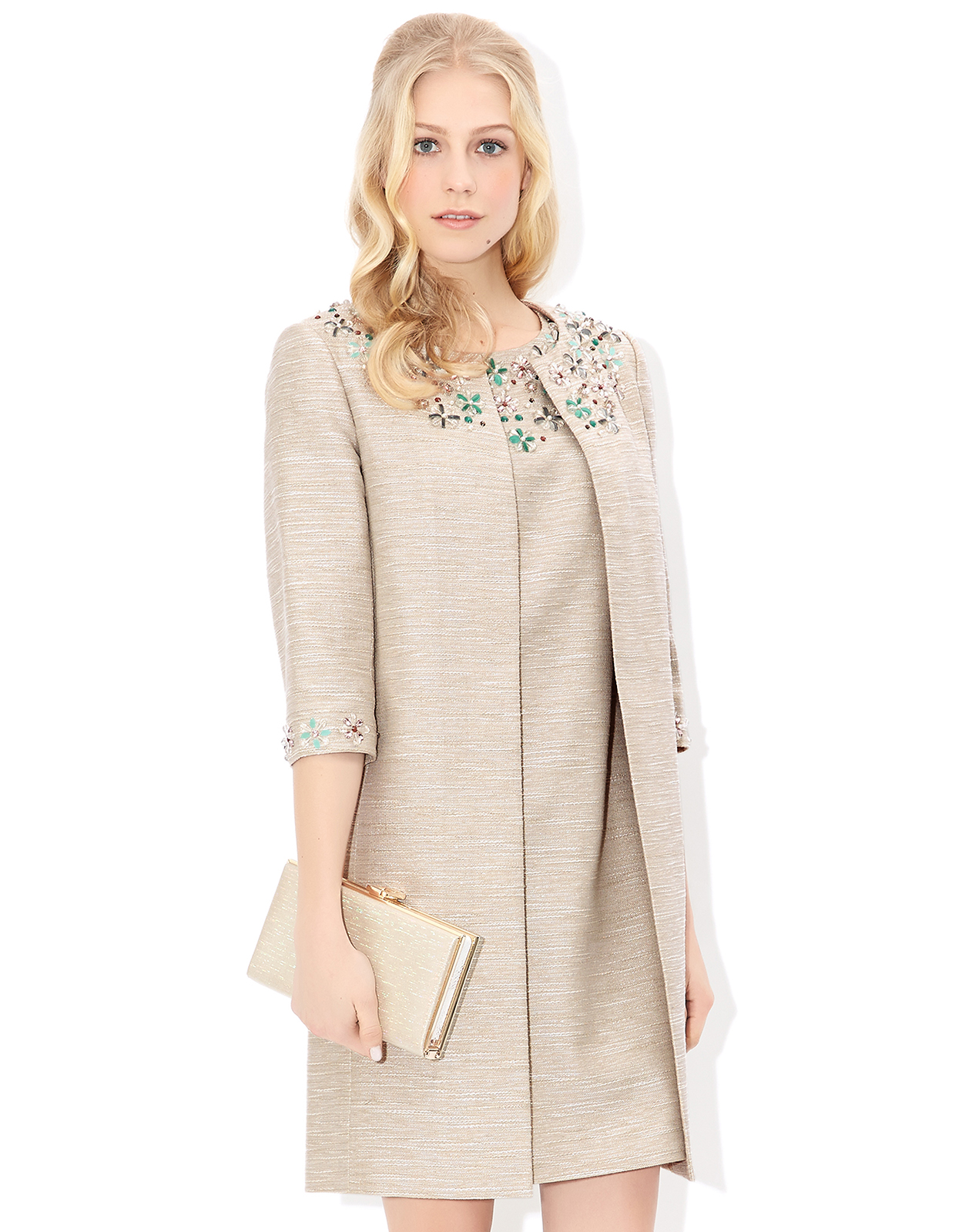 wedding guest dresses with jackets to come elegantly
