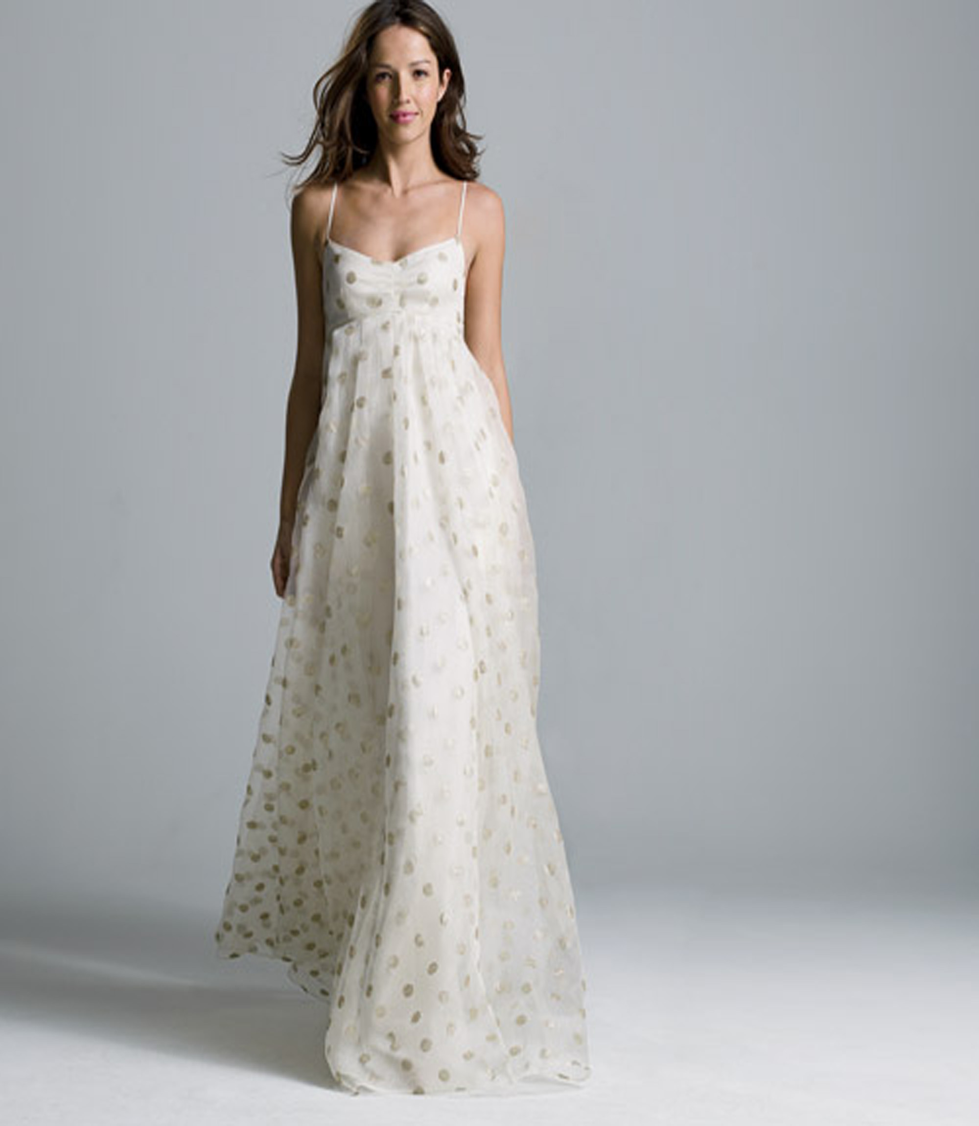 Stunning casual summer wedding dresses to inspire you for Dress for a spring wedding
