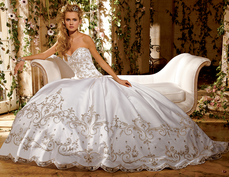 big princess wedding dresses