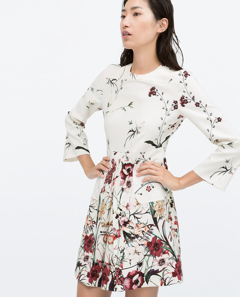floral wedding guest dress for summer 2015 | Sang Maestro