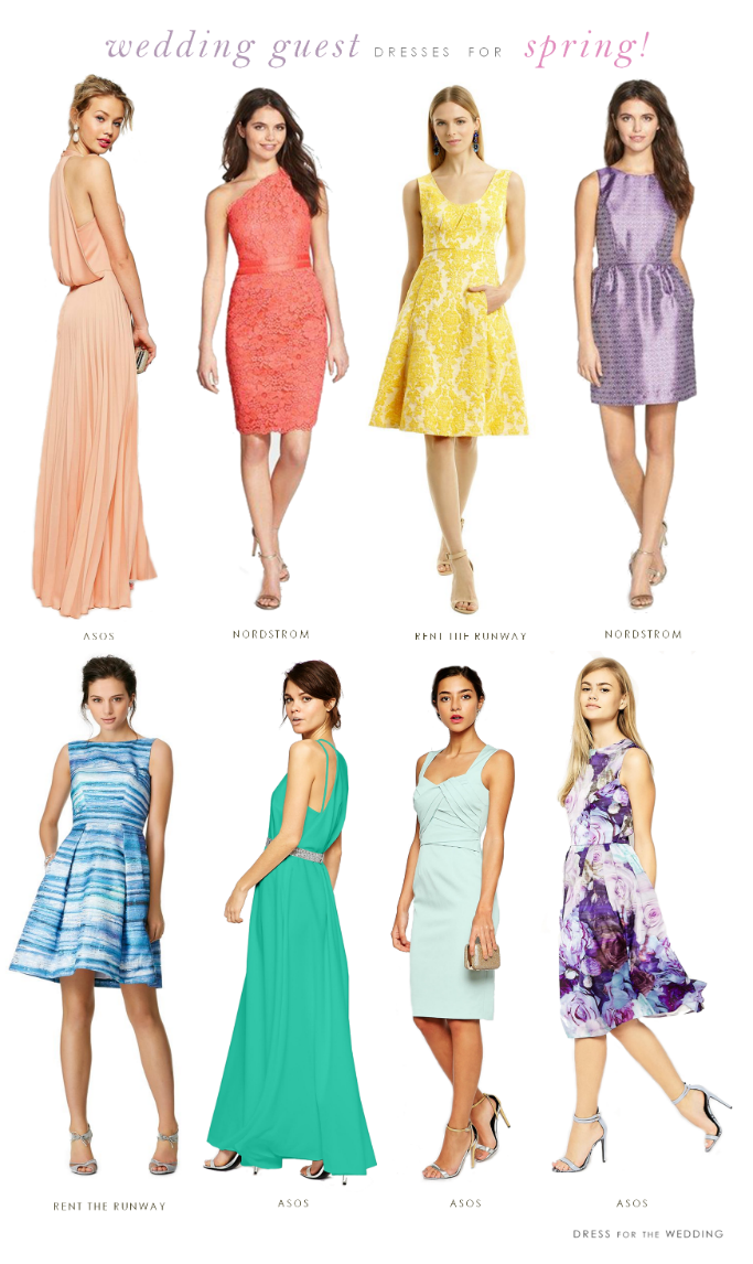 wedding guest dresses 2015