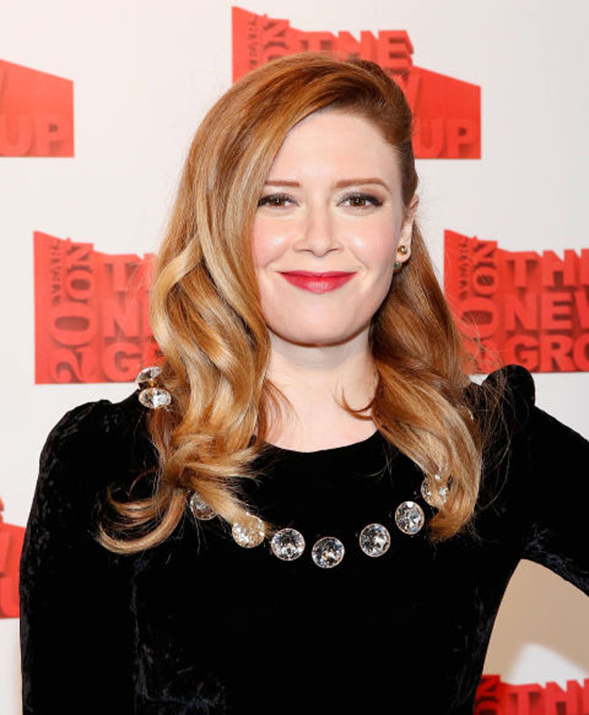 Natasha Lyonne best inspired wedding hairstyles