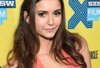 Nina Dobrev best inspired wedding hairstyles